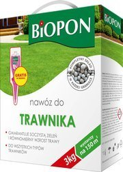 Biopon do trawnika 3kg