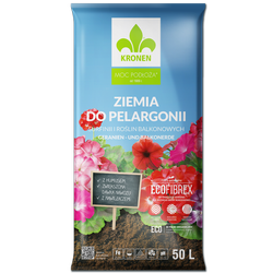 Kronen ziemia do pelargonii 20l