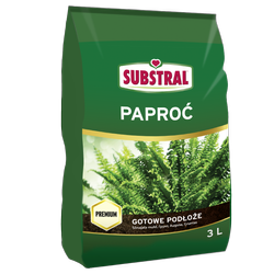 Substral ziemia do paproci  3l